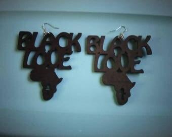 African Earrings