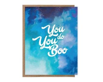 You do You Boo
