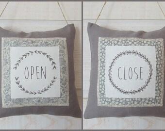 Pillow of door Open / Close