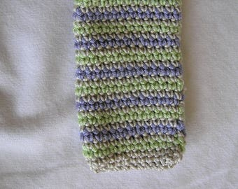 Case for mobile phone or smartphone crochet