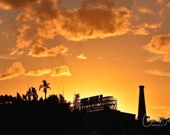 Disney Springs Sunset