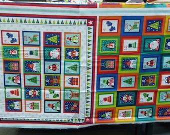 (Square advent) advent calendar Panel