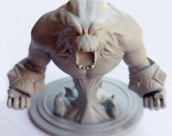 World of Warcraft inspired Voidwalker