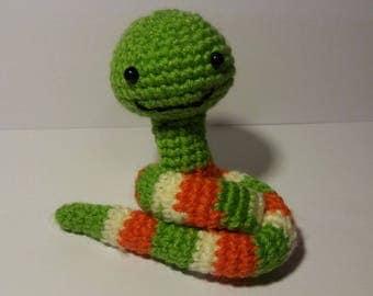 Crochet Chinese New Year snake-crochet Chinese New Year snake Amigurumi