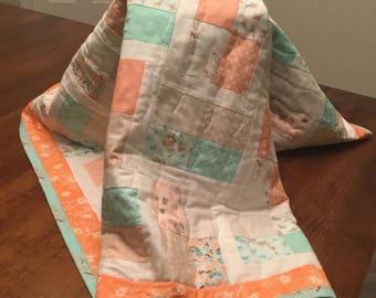 LULLABY CHILD's Crib Quilt