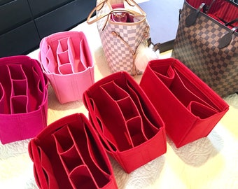Louis Vuitton Organizers/Purse Inserts Neverfull PM, Neverfull MM, and Neverfull GM