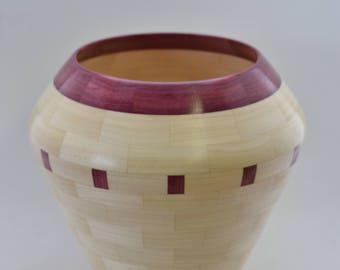 Segmented Vase #122