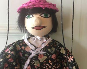 """Marionette """"Isoko"""""""