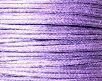1 M Fil waxed 1 mm purple (meter) ACFI11 violet