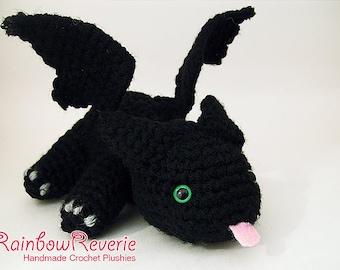 Crochet Baby Dragon