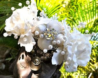 Wedding Bridal crown tiara hair accessories jewellery fantasy festival carnival headband