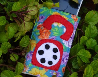cover fabric phone