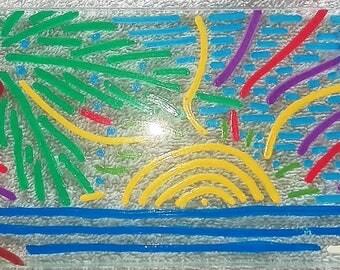 Local Art, Moke's, Hawaiian Art, Kailua, Lanikai, Oahu, Hawaii