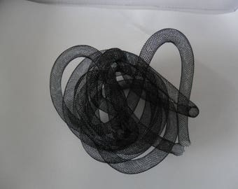 1 m diameter black FishNet tube 10 mm