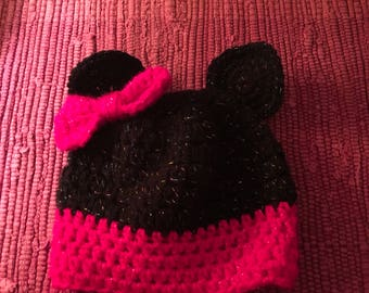 Mine Mouse Hat