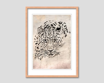 Animal collection - leopard
