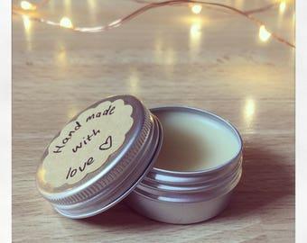 Natural Peppermint Lip Balm