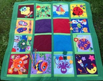 Developing mat for children