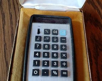 Very rare Columbia Scientific calculator