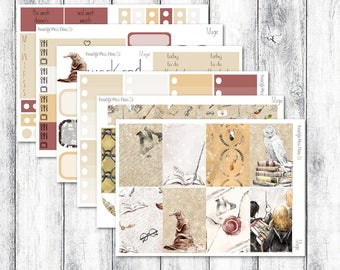 Magic // Classic Happy Planner // Weekly Sticker Kit