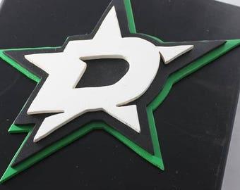 Dallas Star Decoration