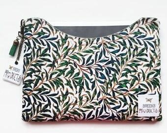 Custom iPad 9.7 inch sleeve/green leave sleeve/leaves/leaf/Samsung Galaxy note 10.1/ ipad air 2/3/4/mini 4/3/2