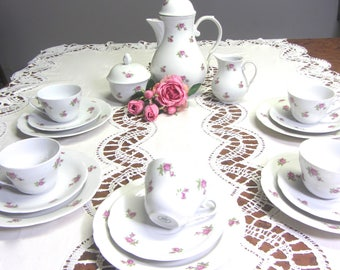 German porcelain service Kahla