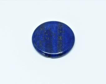 Lapis Lazuli - 40mm - 1 or 10 Beads