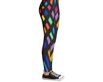 Yogi & Pie Dance Floor Lighting Yoga Leggings