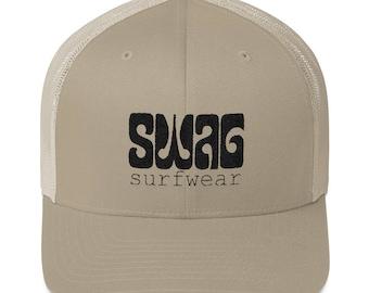 SWAGsurfwear Trucker Cap