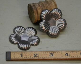 """2"""" Steel 5 petal flower"""