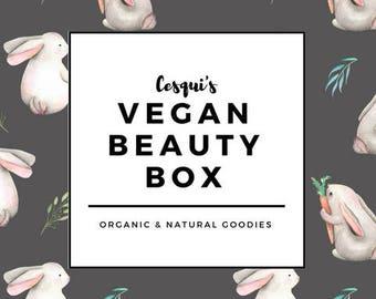 Natural Cosmetics Box