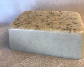 Gingerbread Soap Bar with Pure Ground Ginger Handmade by SterlingSoapCo