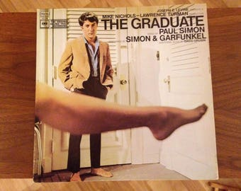 The Graduate Vinyl Record Album | Simon & Garfunkel