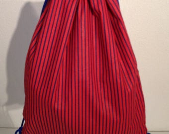 Water resistant waterproof backpack