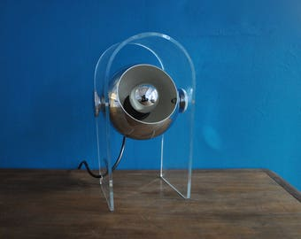 Italian table lamp, 1970