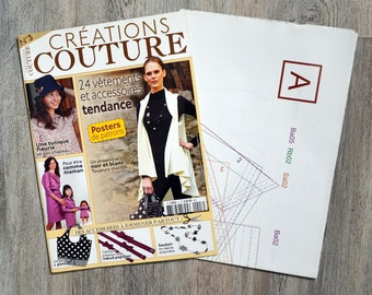 Magazine couture 3-24 clothing Creations and so cool