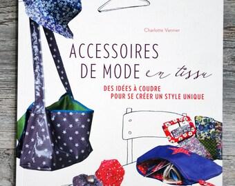 NEW - Book fashion fabric accessories