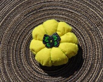 """Yellow"" Japanese Fleur"