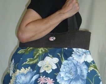 Bag reversible Delphine unique