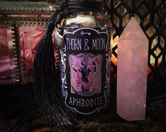 Aphrodite All-Natural Ritual Anointing Oil