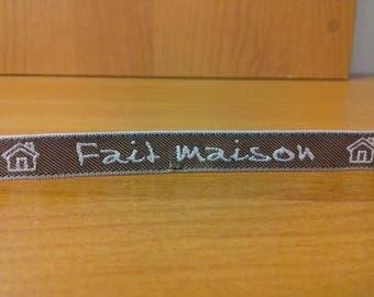 Fancy 100% polyester 10mm Ribbon