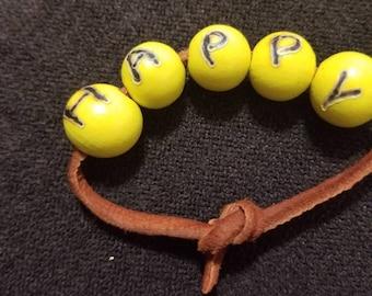Happy ( self tie)