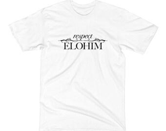 Respect Elohim Men's Short Sleeve T-Shirt