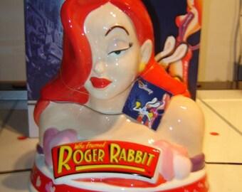 Who Framed Roger Rabbit Cookie Jar