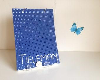 Handmade novel ' Tai ' (Dutch, dark blue)