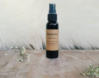 Hormonal Essential Oil Blend Spray Bottle