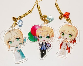 Fate/ Grand Order 2nd Anniversary Charms