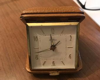 1950's Seth Thomas Travel Clock