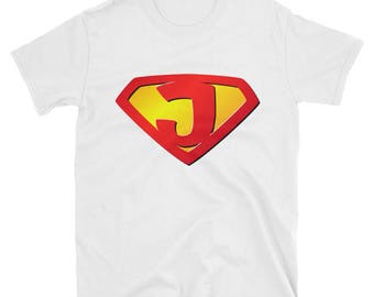Super Jesus is my SuperHero Short-Sleeve Unisex T-Shirt